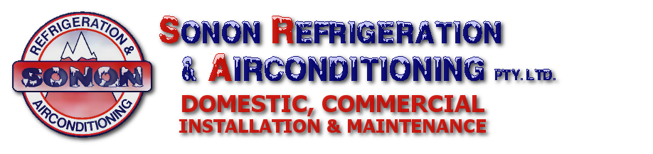 SONON REFRIGERATION & AIRCONDITIONING PTY. LTD.